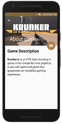 krunker.io app