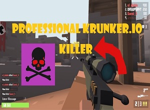 krunker.io best player