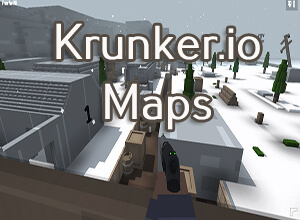 Photo of Krunker.io Maps & Editor
