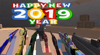 krunker.io game 2019