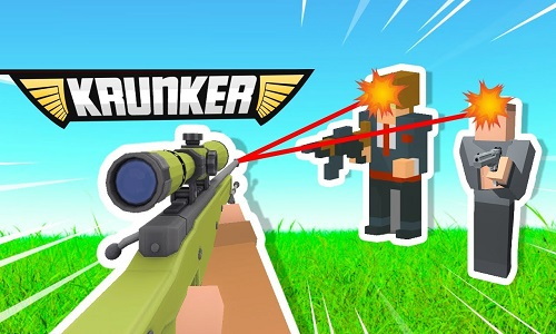 krunker.io best gun