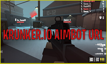 Photo of Krunker.io Aimbot URL