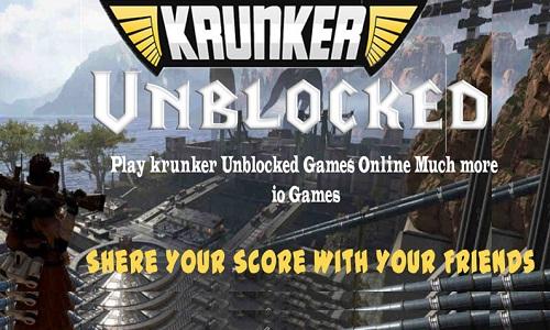 krunker.io unblocked 2020