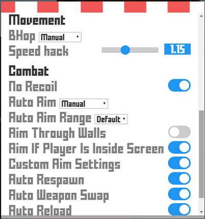 krunker.io best settings