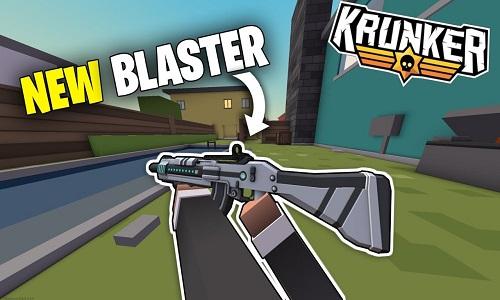 krunker.io blaster